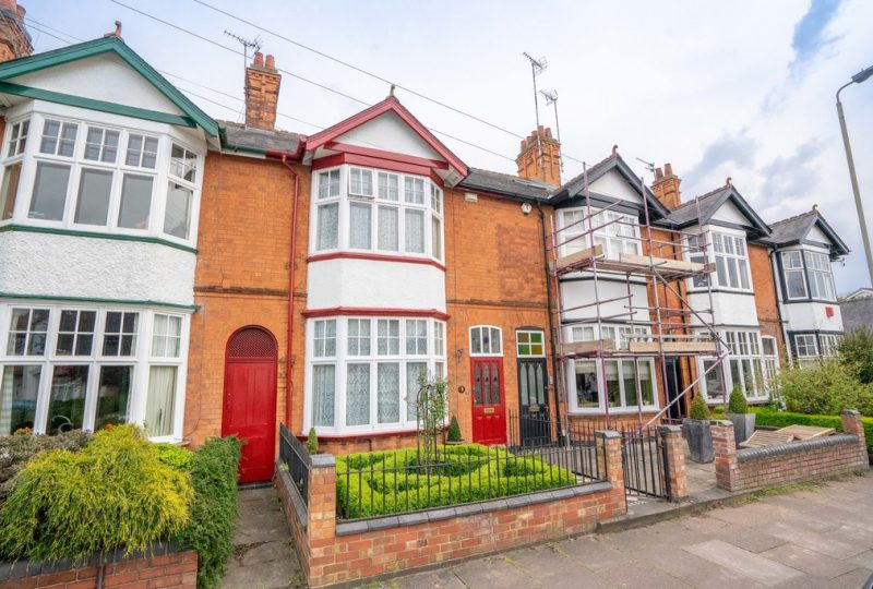 Holmfield Road, Stoneygate, Leicester