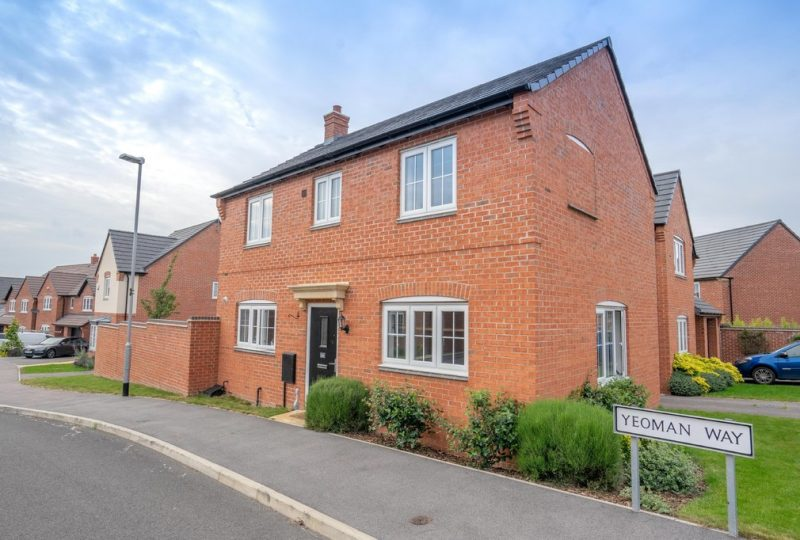 Yeoman Way, Rothley, Leicester