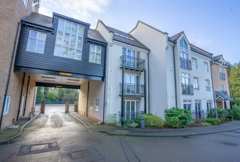 Hermitage Court, Honeywell Close, Oadby, Leicester