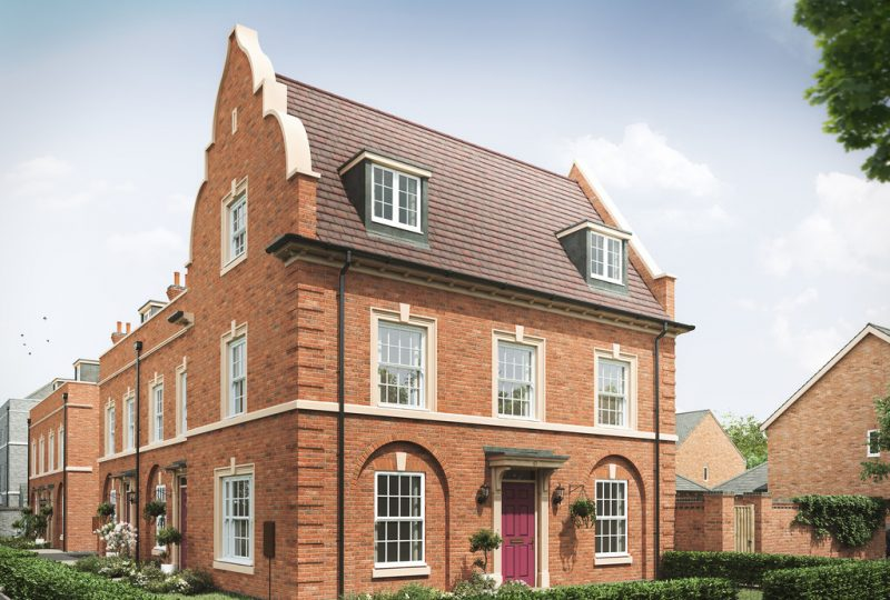 The Chilcote at Lubbesthorpe Place, New Lubbesthorpe