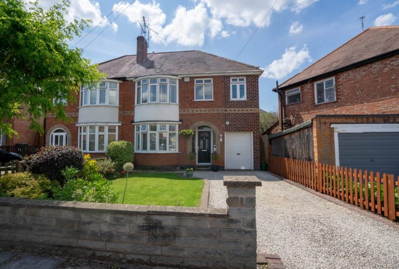 Lynholme Road, West Knighton, Leicester