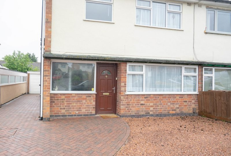 Woodgon Road, Anstey, Leicester