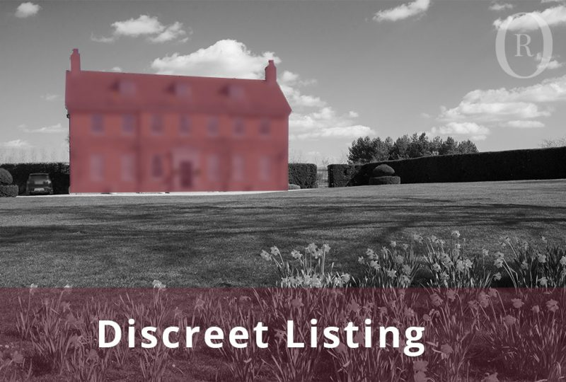 Discreet Building Plot, East Leicestershire
