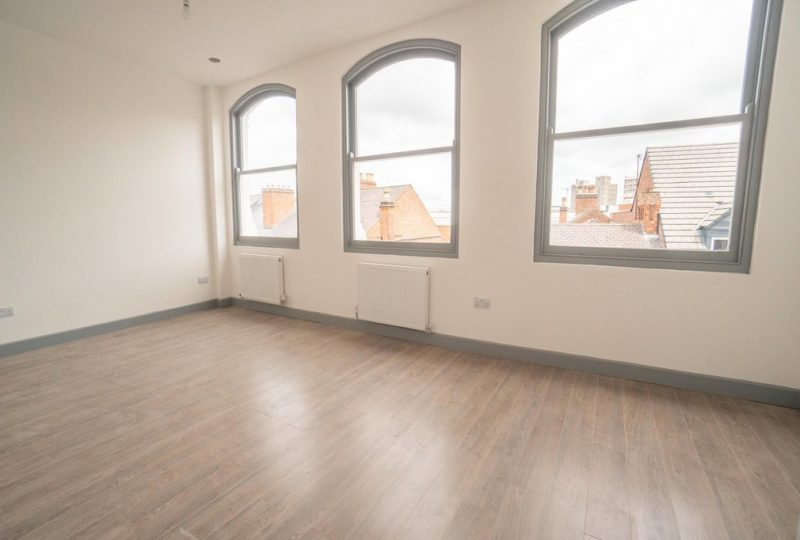 Brand New, Two Bedroom Flat – City Centre