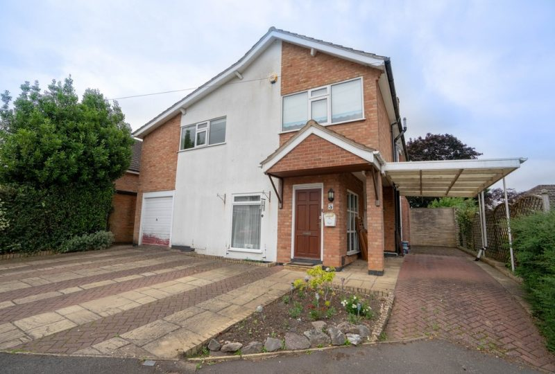 Honeybourne Close, Oadby, Leicester