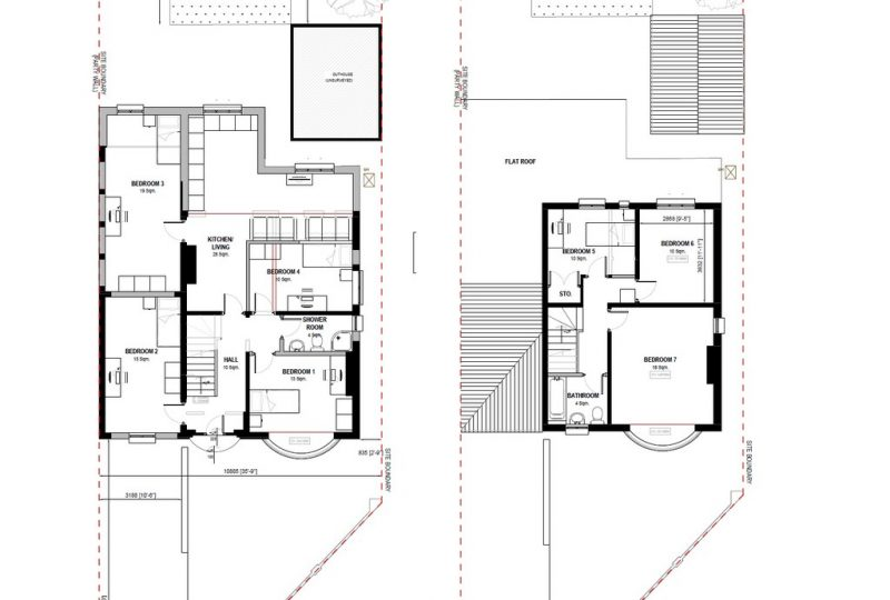 Development Opportunity – Flats or HMO