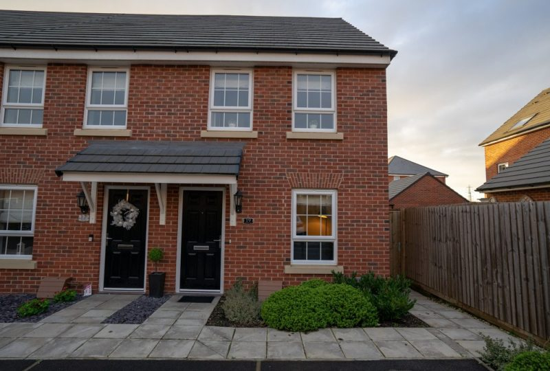 Ettrick Way, Lubbesthorpe, Leicester