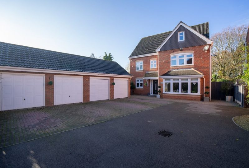 Wetherby Close, Queniborough, Leicester