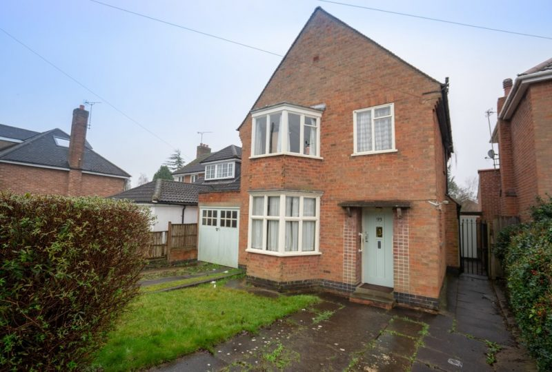 Romway Road, Evington , Leicester