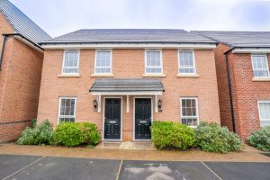 Ettrick Way, New Lubbesthorpe, Leicester