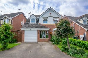 Collins Close, Thorpe Astley, Leicester