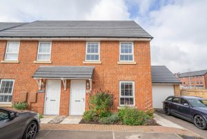 Teviot Drive, New Lubbesthorpe, Leicester
